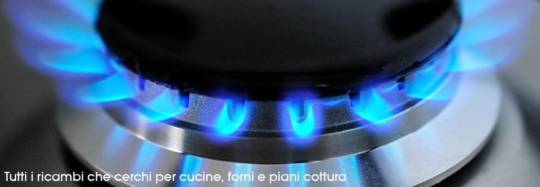 Tutti i ricambi per cucina forno piano cottura